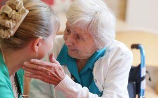 Как распознать старческую деменцию у пожилого человека?