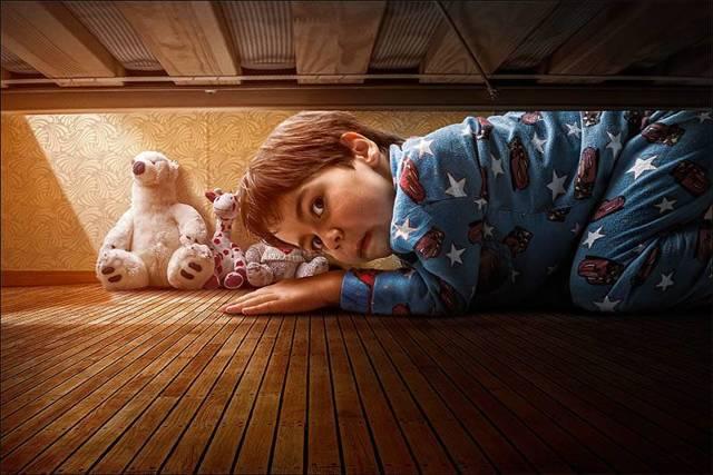 Страхи у детей - какие бывают и как с ними справиться?