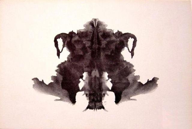 Тест Роршаха - происхождение, принципы тестирования, критика