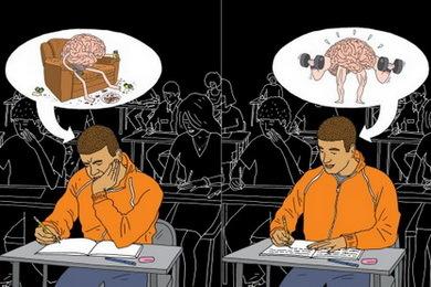Способы как увеличить работоспособность мозга