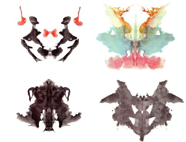 Примеры психологических тестов по неосознанным рисункам
