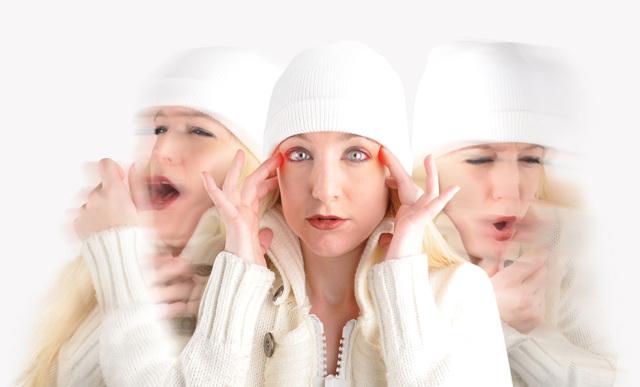 Виды и симптомы расстройств психики