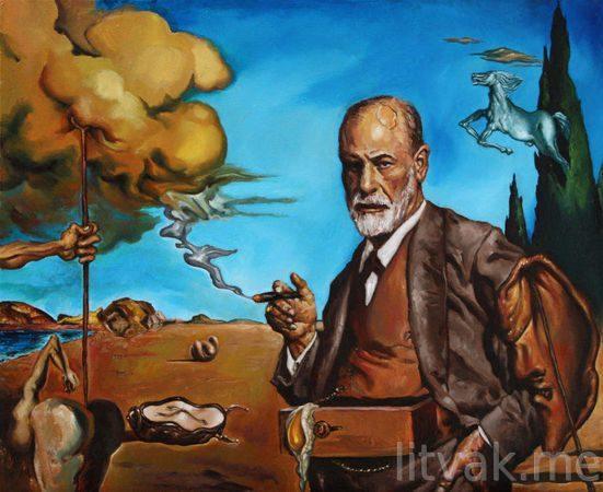 Психология по Сигизмунду Фрейду