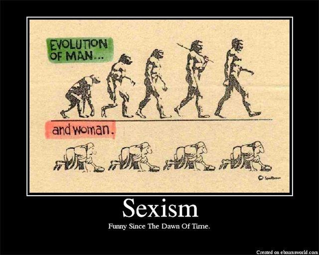 Что такое сексизм, кто такой сексист