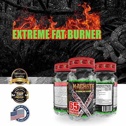 terror labz machete: Отзывы и инструкция по применению на жиросжигатель