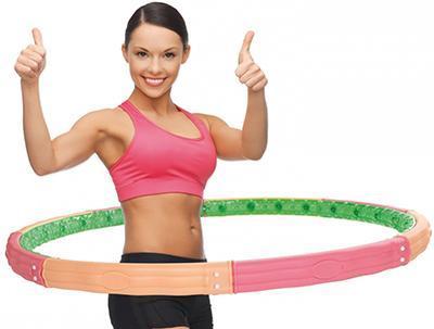 Какой обруч лучше купить для похудения живота и боков