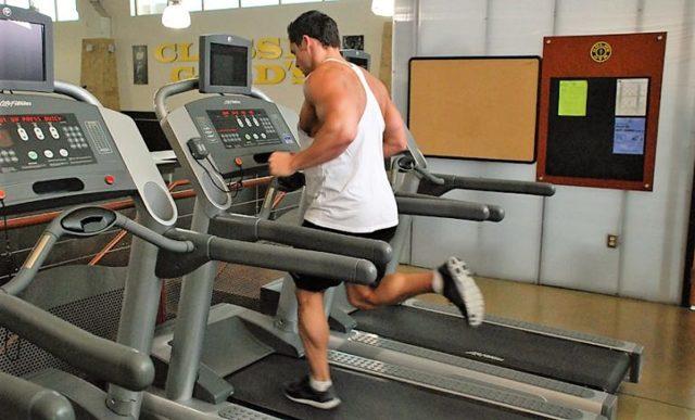 Как похудеть мужчине в домашних условиях?