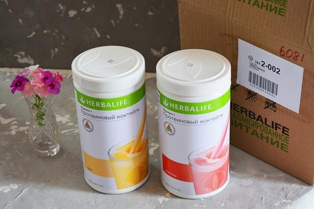 Что такое Гербалайф для похудения, цена и отзывы: Протеиновый коктейль herbalife