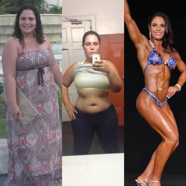 Невероятные истории похудения с фото до и после очень полных людей и их методы