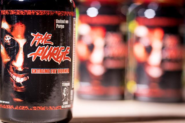 terror labz the purge: Отзывы и инструкция по применению на жиросжигатель