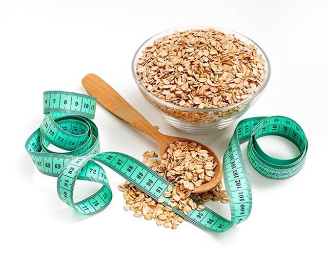 Овес для похудения: Отвар, лечебные свойства
