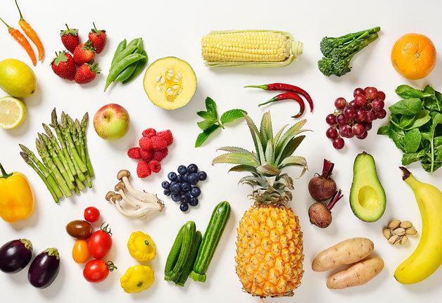 Еда для похудения: Полезная, легкая пища