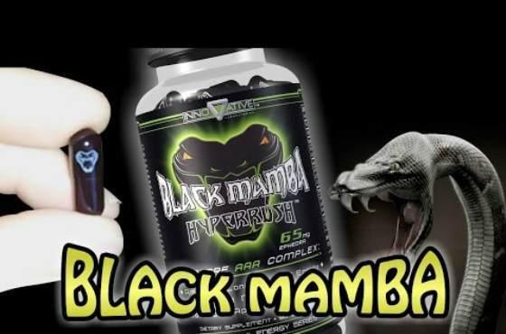 Жиросжигатель Черная Мамба – отзывы реальных людей и инструкция по применению black mamba