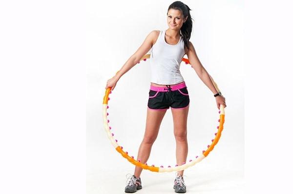 Обруч для похудения хулахуп: Эффективность занятий и упражнения с массажным обручем, отзывы