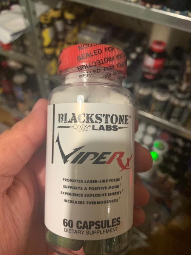 blackstone labs viperx: Отзывы и инструкция по применению на жиросжигатель