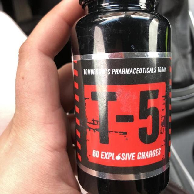 Жиросжигатель Т5 от zion labs – отзывы и цена