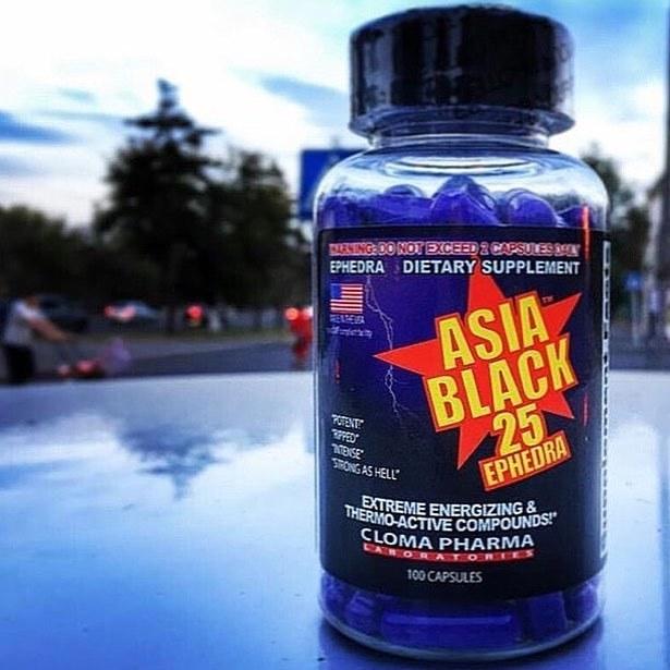 Жиросжигатель asia black – отзывы на Азия Блэк и как действует