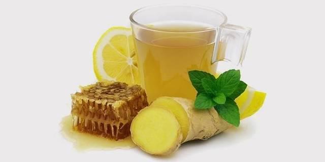 Имбирный чай для похудения: Рецепт приготовления