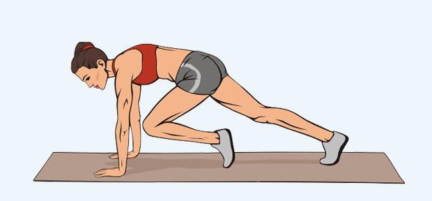 Как похудеть в ляшках на 10 кг: Что сделать, чтобы похудеть в бедрах