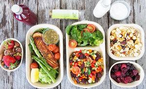 Меню правильного питания на каждый день для похудения с рецептами для женщин: На день, на неделю в домашних условиях
