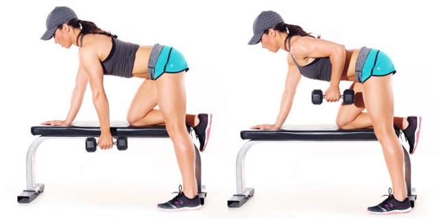 Программа тренировок для похудения: Базовые упражнения