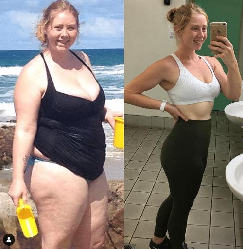 Истории домашнего похудения