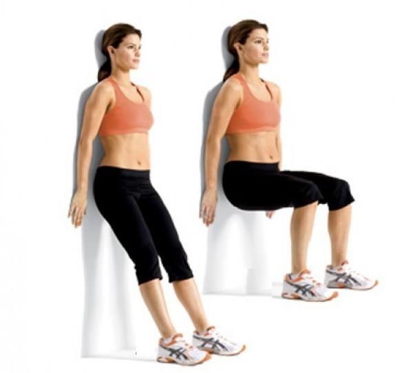Упражнения для похудения ляшек и ног в домашних условиях за неделю, самые эффективные для бёдер и ягодиц, видео