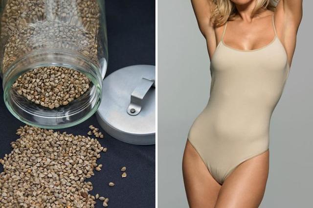 Гречневая диета: Похадение на гречке за 7 дней
