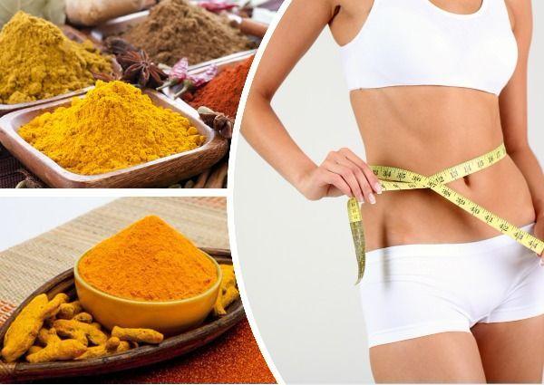 Куркума для похудения: Как принимать куркуму, популярные рецепты