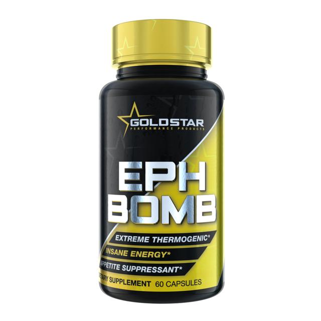 Жиросжигатель eph bomb от gold star – отзывы и как принимать женщинам