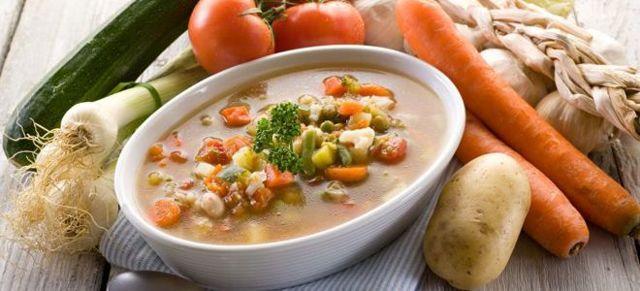 Суп для похудения: Диетический суп, для сжигания жира