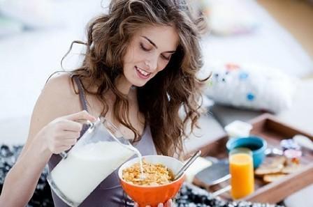 Завтрак для похудения: Правильное и полезное питание с утра