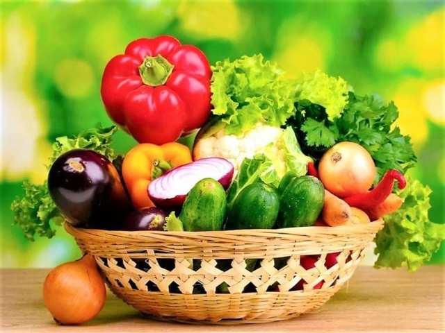 Низкокалорийные продукты: Таблица с указанием калорий