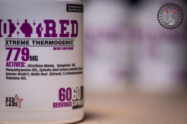 Жиросжигатель r.e.d labs oxy red