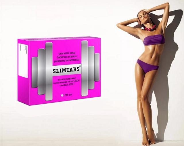 Слим табс таблетки для похудения: Цена и отзывы на слимтабс