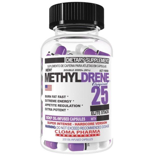 Жиросжигатель methyldrene 25, отзывы: Как принимать