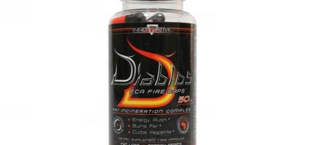 Жиросжигатель Диабло – отзывы и инструкция по применению diablos eca fire