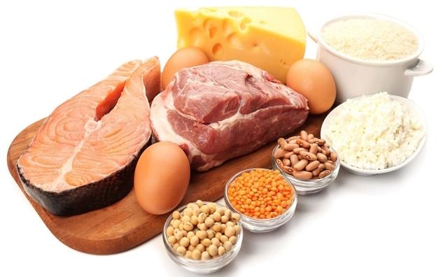 Белковая диета для похудения: Меню на неделю с рецептами