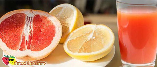 Грейпфрут для похудения. Как есть, польза и вред