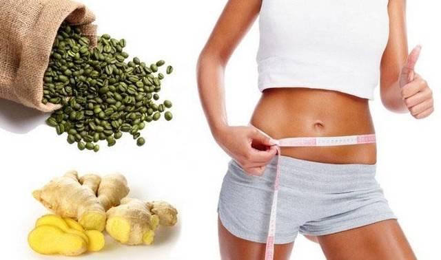 Зелёный кофе с имбирём для похудения: Отзывы специалистов
